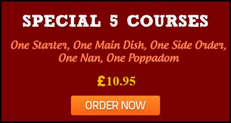 Special 5 Courses